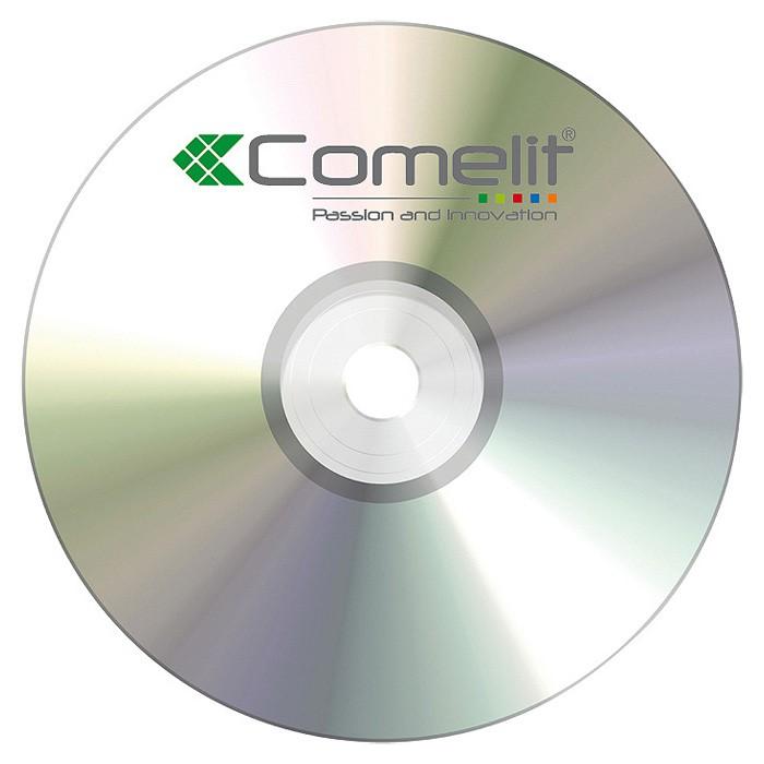 Comelit 1249B konfiguračný softvér