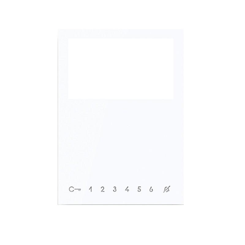 Comelit 6733W Vymeniteľný predný kryt, biely