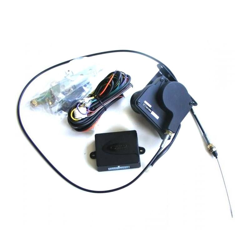 Univerzálny tempomat pre vozidlá bez elektronického plynového pedálu