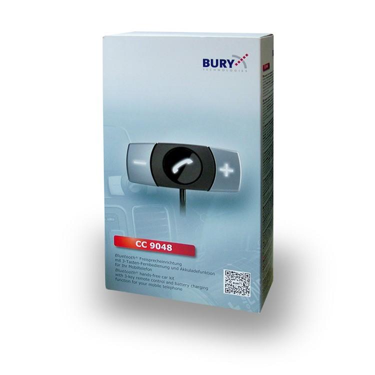 Bluetooth handsfree sada BURY CC9048