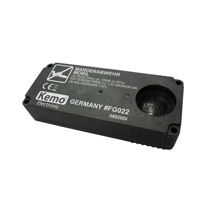 Univerzálny ultrazvukový odpudzovač napájaný AA batériami FG022