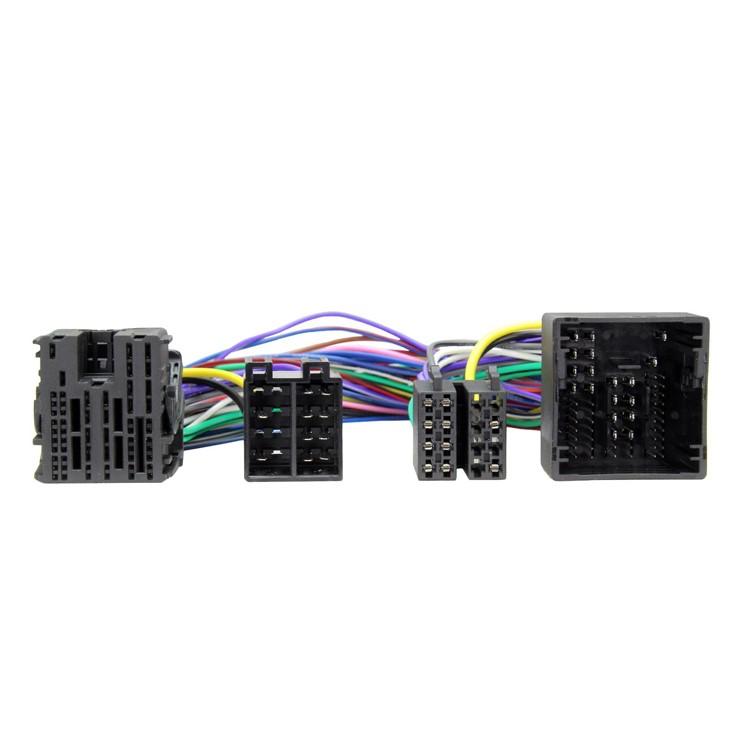 ISO adaptér pre HF sady, Peugeot, Citroen, Toyota (16-) ISO 532
