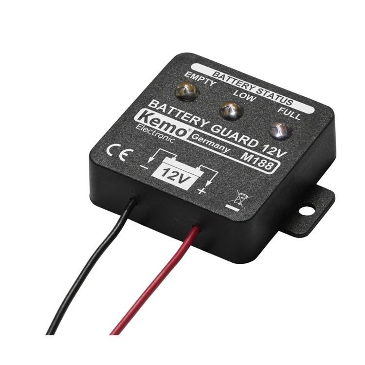 Modul kontroly stavu batérie 12V M188