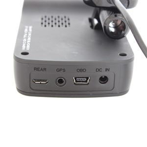 2 channel on board car camera with GPS and WiFi CH-100B 2CH