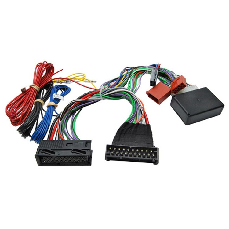 Handsfree kit adapter with ISO connector for BMW ADP 585