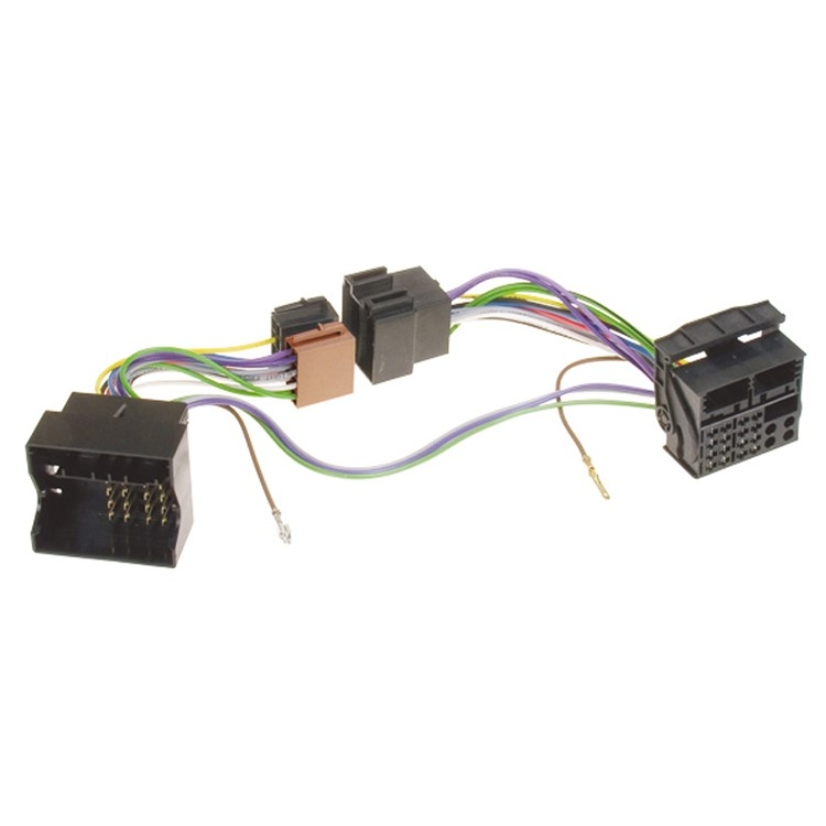 HF kits adapter, Fiat, Peugeot, Citroen ISO 011