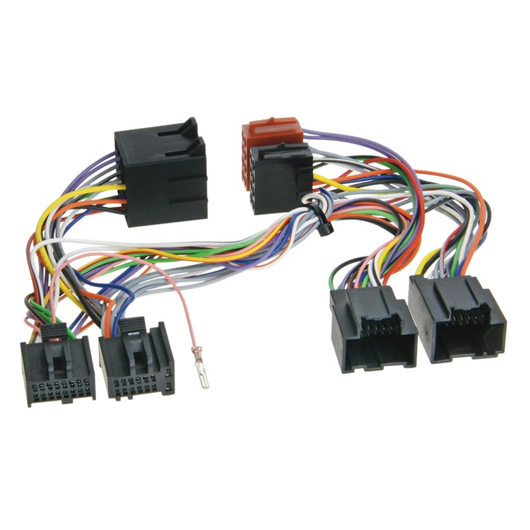 HF kits adapter, Chevrolet, Saab, GMC ISO 023