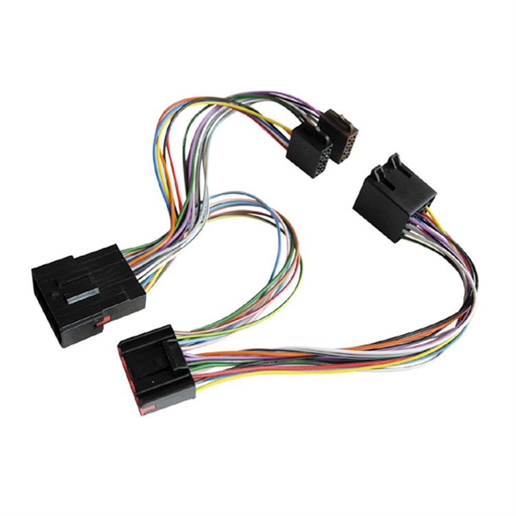 HF kits adapter, Land Rover, Jaguar ISO 511