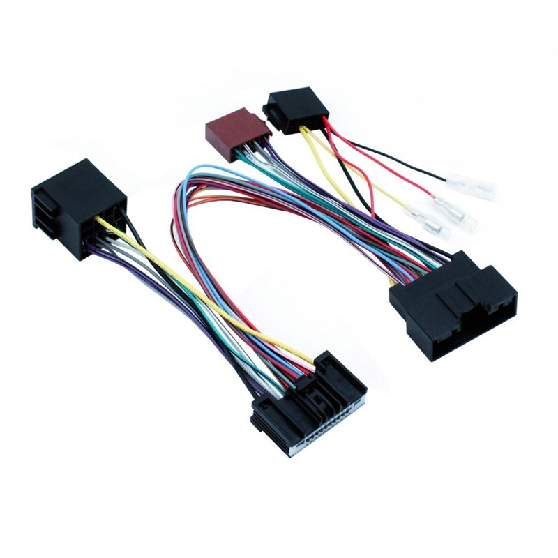 HF kits adapter, Opel, Land Rover ISO 554