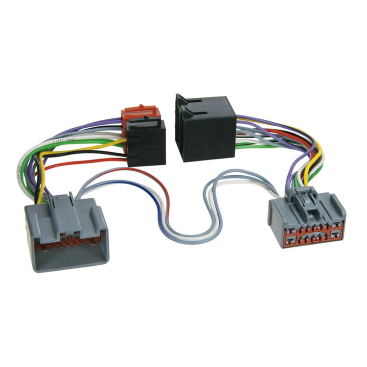 HF kits adapter, Ford Fiesta ISO 556