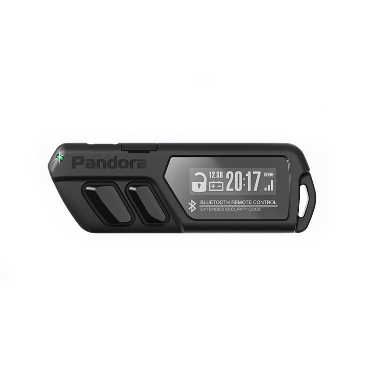 GSM/ GPS car alarm for Campers and mobile houses Pandora CAMPER