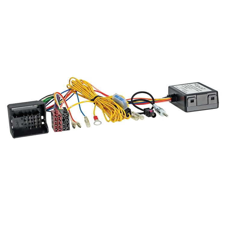 ISO adapter with CAN-Bus module for BMW, RISO-110 | TSS