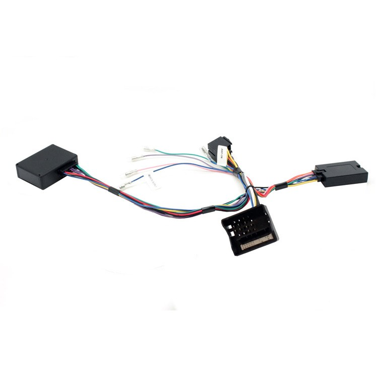 SWC adapter AUDI A2, A3, A4, TT, active audio SWC AU 06