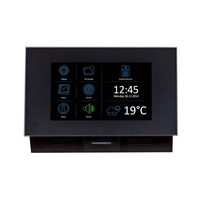2N® 91378365 Indoor Touch monitor čierny