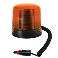 LED beacon amber, magnetic mount, 15LED B18-MAG-A