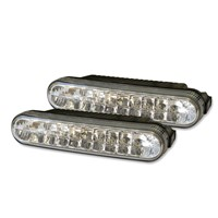 LED daytime running lights DRL 12