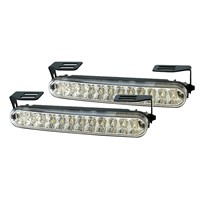 LED daytime running lights DRL 16