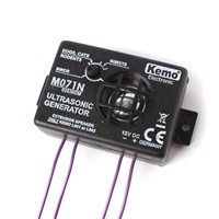 Kemo ultrasonic repellent 8 to 40 kHz, M071N