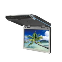 "Roof mount multimedia screen, slim, 10.1"" USB / HDMI MR1011GTB"