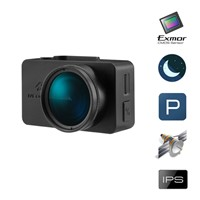 On-board car camera, GPS, FullHD, CPL filter, parking mode Neoline X74