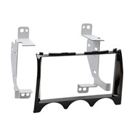 2DIN frame for car multimedia unit of HYUNDAI Genesis coupe PF-2664 D