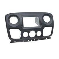 Plastic frame 2DIN, Renault Master, Opel Movano, Nissan (10-) PF-2806 D