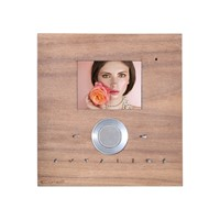 Comelit Planux Lux WOOD video monitor