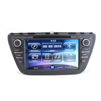 Car multimedia system for Suzuki S-CROSS RR-SCROSS