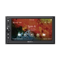 Multimedia head unit SONY with navigation mirroring XAVAX100.EUR