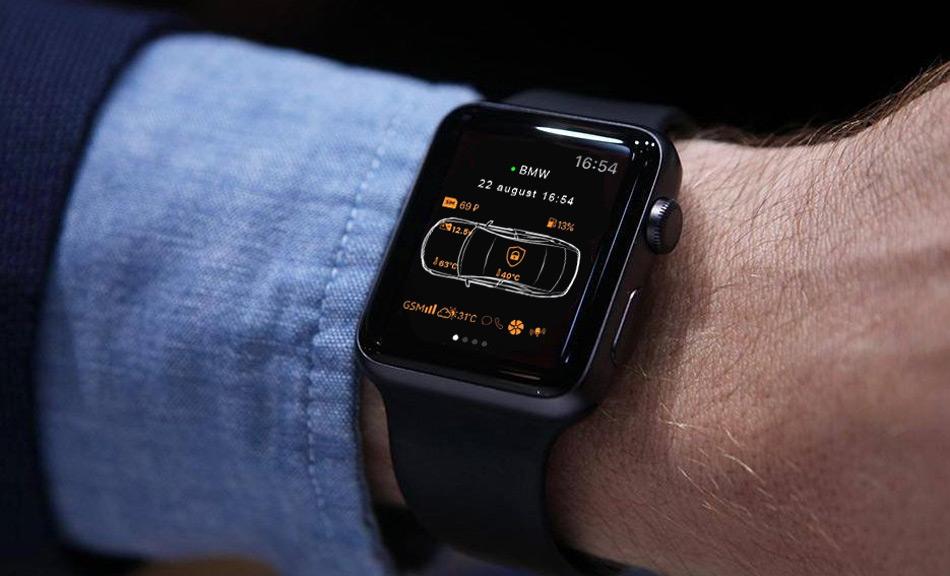 Pandora aplikácie pre Smart hodinky  593367ea4c7