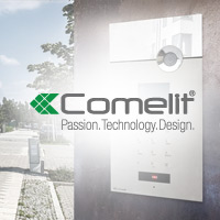 For VIP smartphone application by Comelit